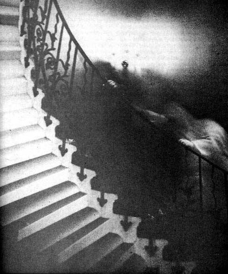 The Tulip Staircase Ghost